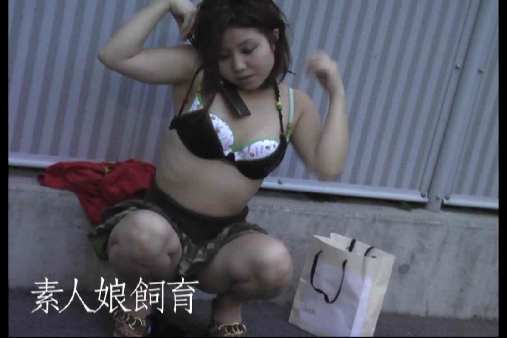 素人嬢飼育~お前の餌は他人棒~6月17日野外露出 すけべな素人 セックス無修正動画無料 90画像 47