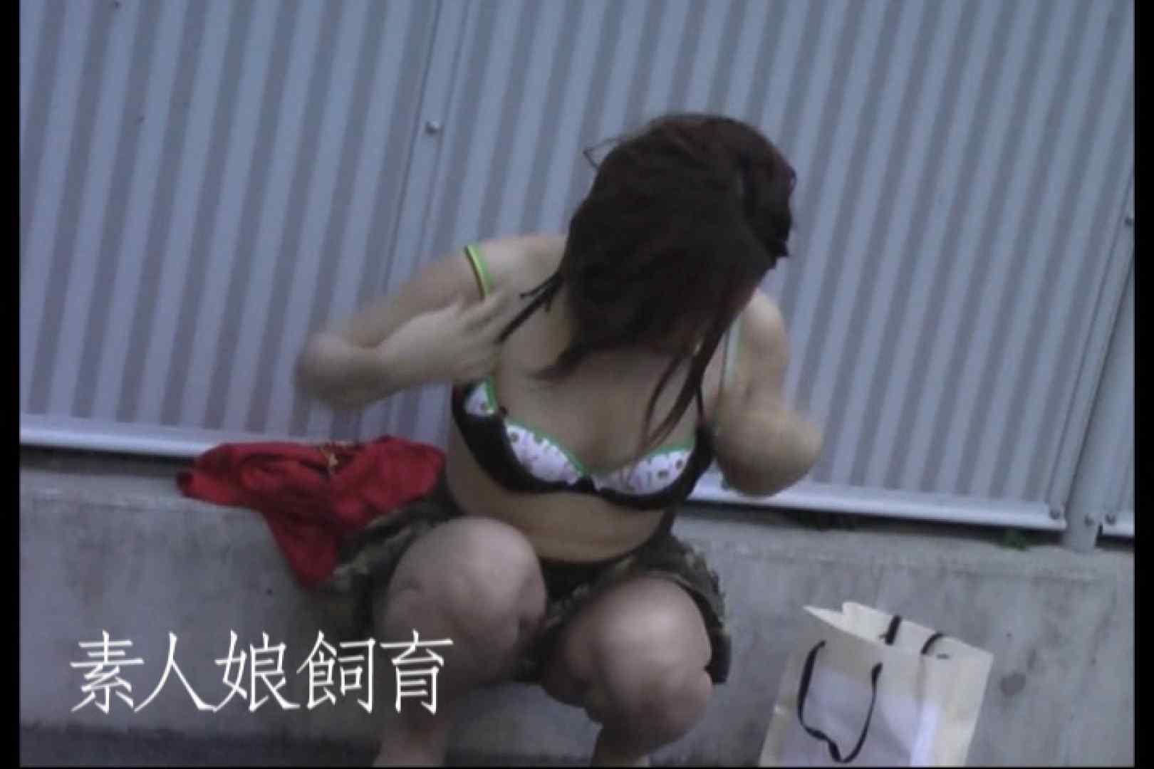 素人嬢飼育~お前の餌は他人棒~6月17日野外露出 すけべな素人 セックス無修正動画無料 90画像 50