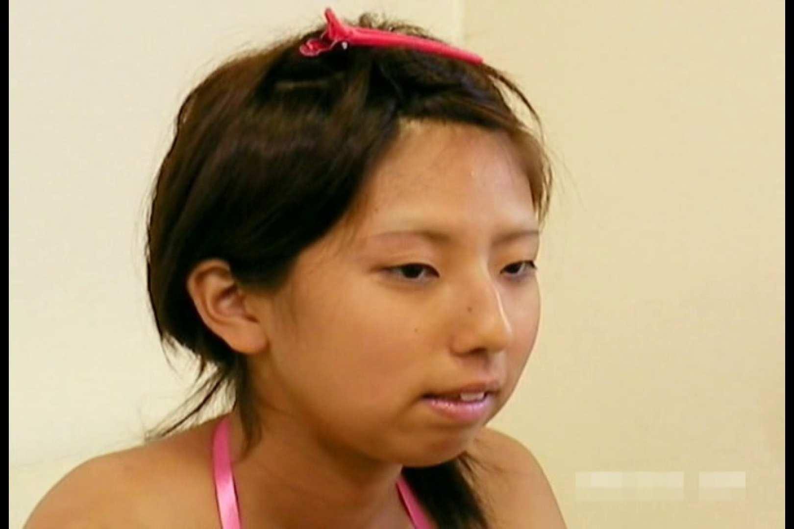 素人撮影 下着だけの撮影のはずが・・・エミちゃん18歳 丸見え AV動画キャプチャ 103画像 46