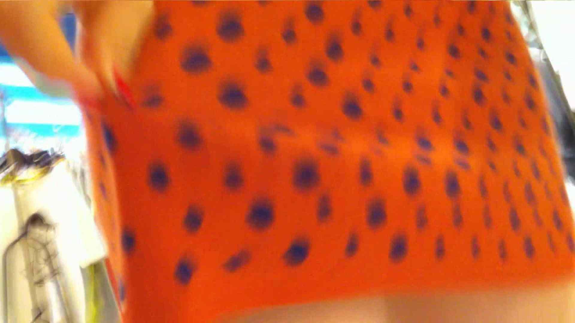 vol.36 美人アパレル胸チラ&パンチラ ポニテ(゚∀゚)キタコレ!! 接写 AV動画キャプチャ 104画像 5