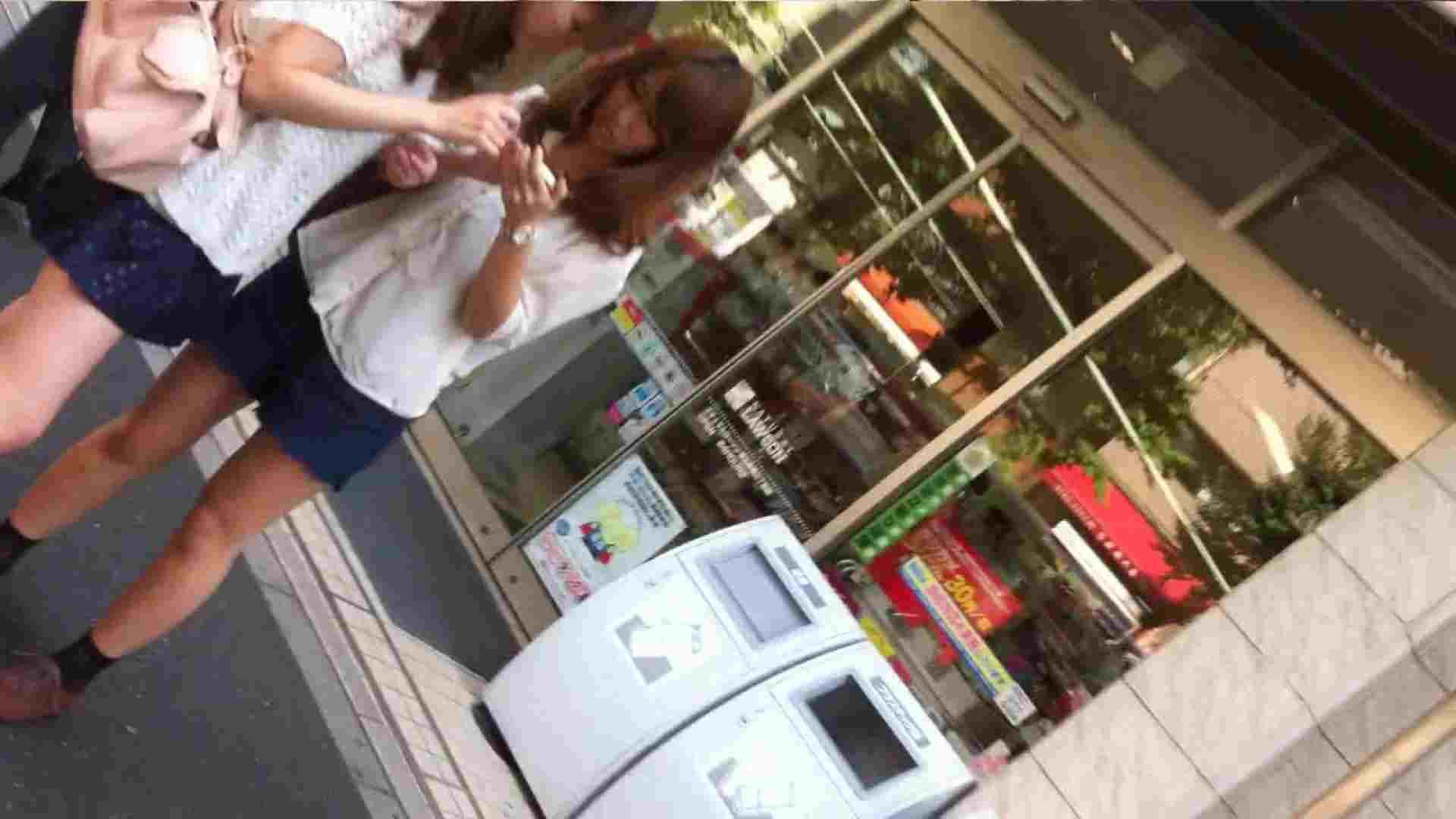 vol.36 美人アパレル胸チラ&パンチラ ポニテ(゚∀゚)キタコレ!! 接写 AV動画キャプチャ 104画像 35