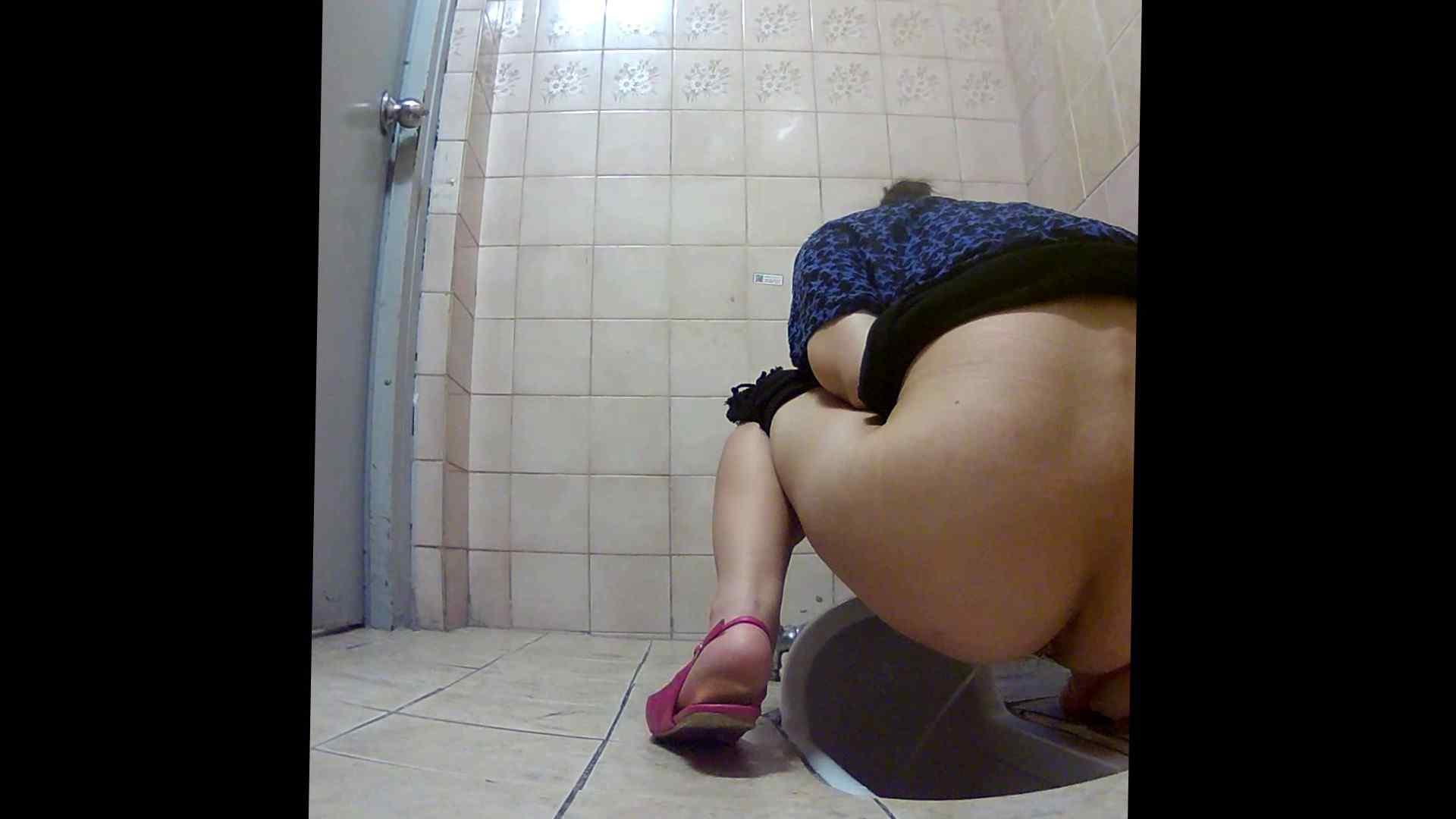 潜入!!韓国秘密のトイレ!Vol.16 潜入女子トイレ 戯れ無修正画像 105画像 15