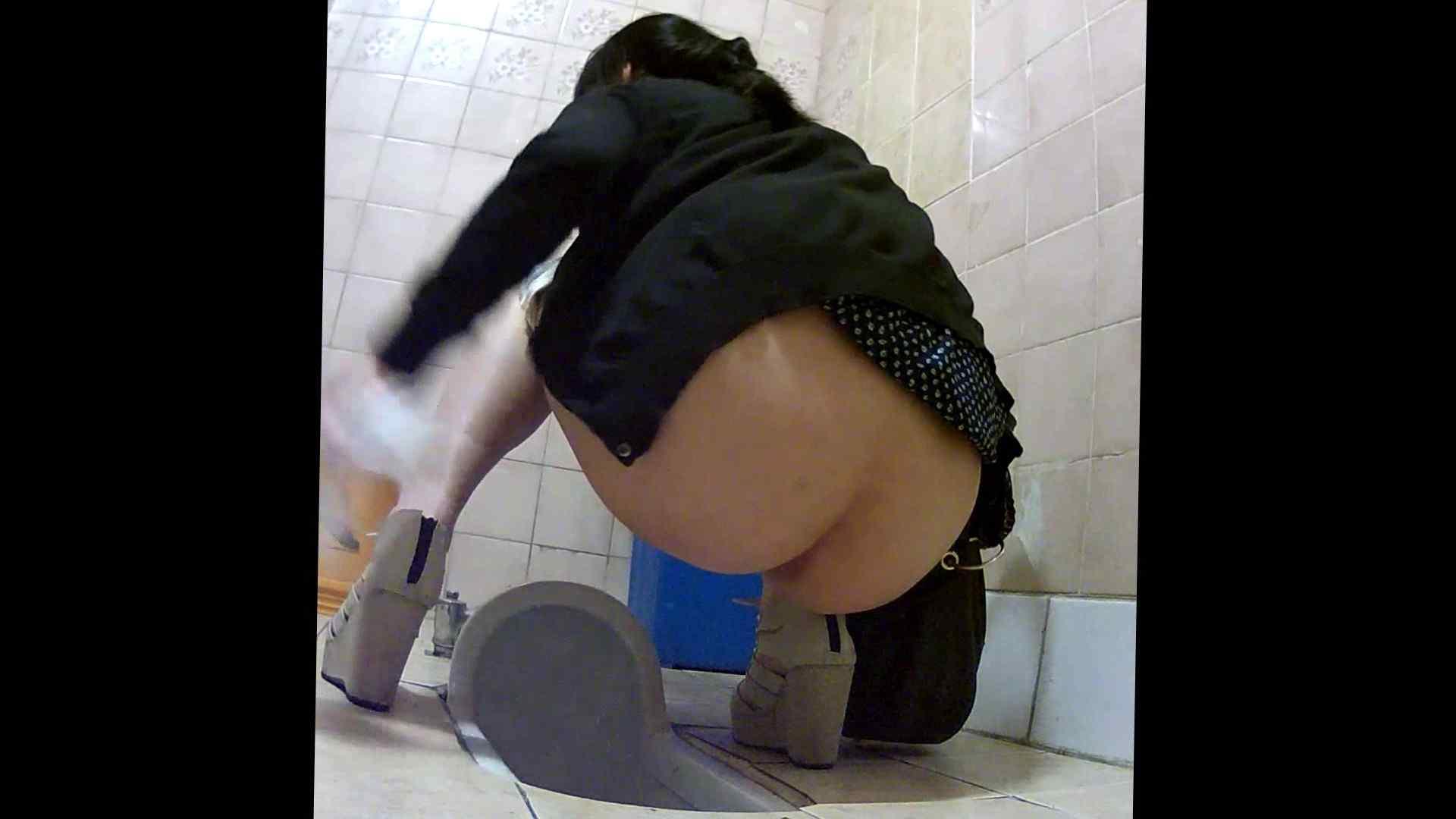 潜入!!韓国秘密のトイレ!Vol.16 すけべなOL  105画像 36