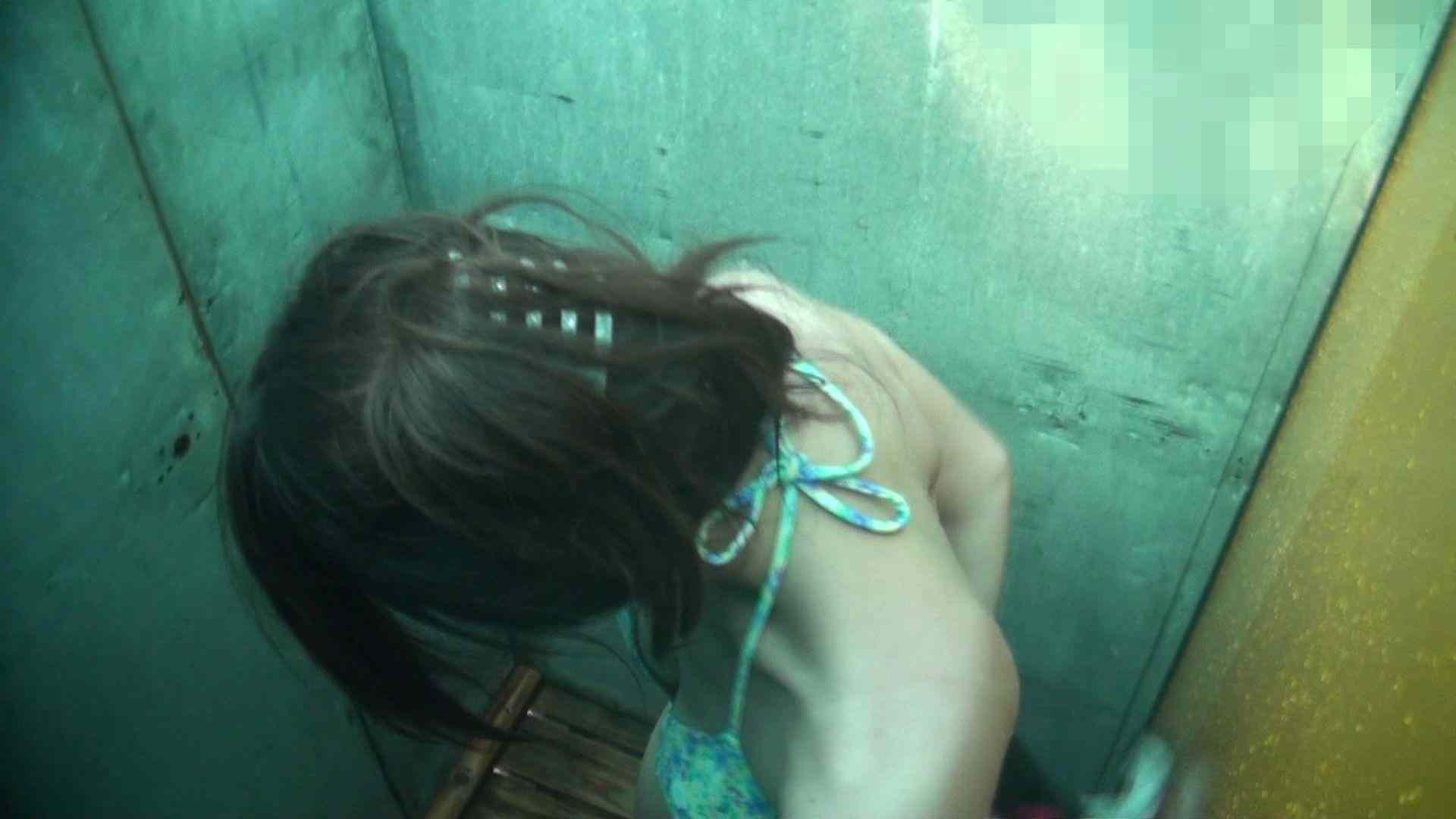 シャワールームは超!!危険な香りVol.15 残念ですが乳首未確認 マンコの砂は入念に シャワー  106画像 20