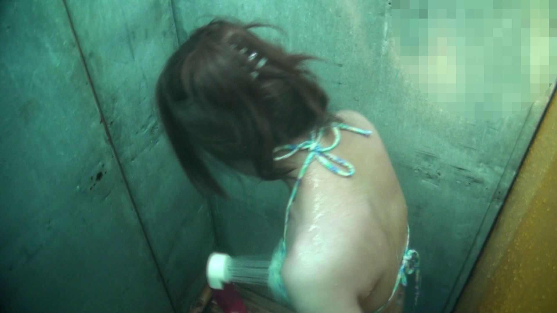 シャワールームは超!!危険な香りVol.15 残念ですが乳首未確認 マンコの砂は入念に すけべなOL エロ画像 106画像 27