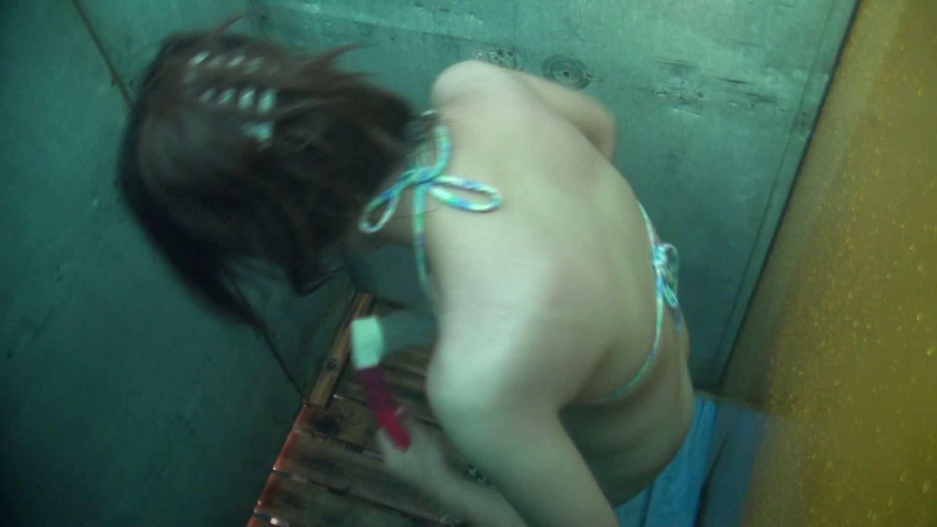 シャワールームは超!!危険な香りVol.15 残念ですが乳首未確認 マンコの砂は入念に すけべなOL エロ画像 106画像 57