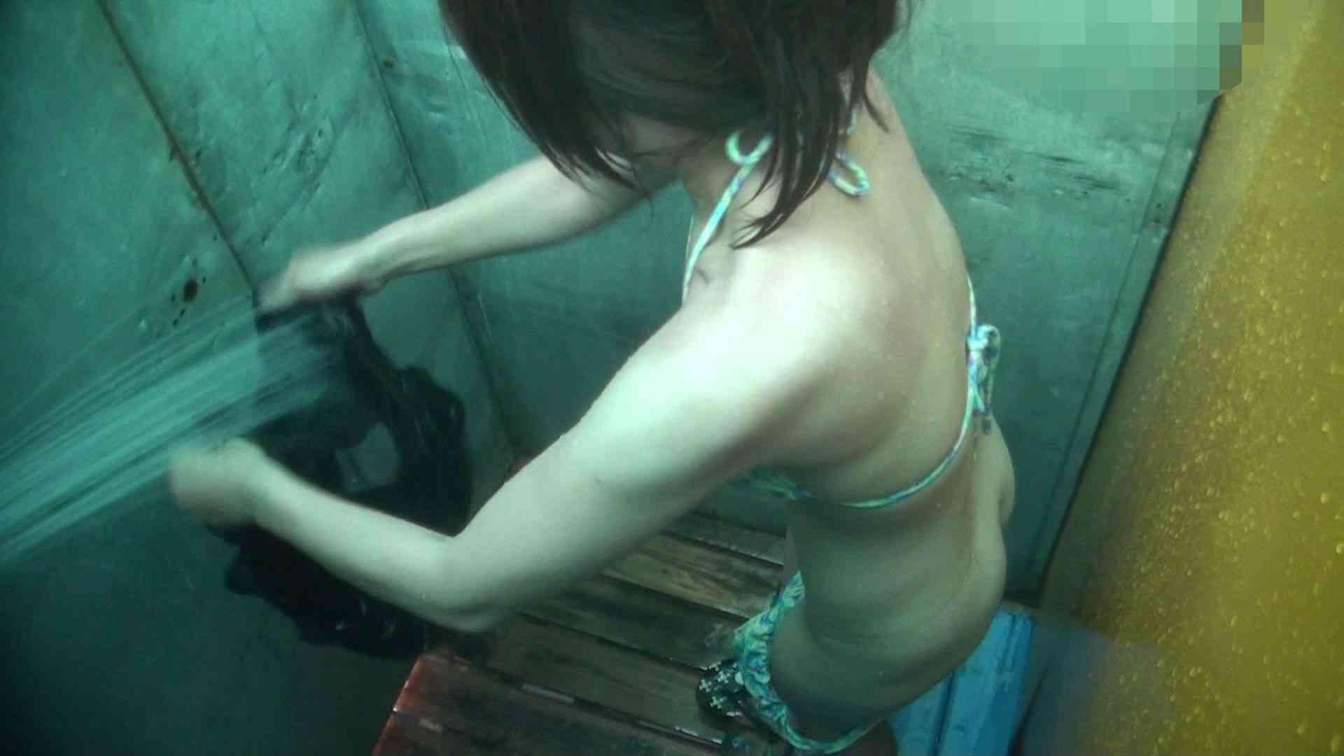 シャワールームは超!!危険な香りVol.15 残念ですが乳首未確認 マンコの砂は入念に すけべなOL エロ画像 106画像 82