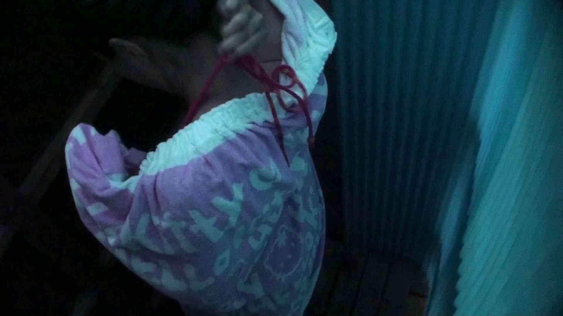 シャワールームは超!!危険な香りVol.26 大学生風美形ギャル 暗さが残念! シャワー  106画像 32