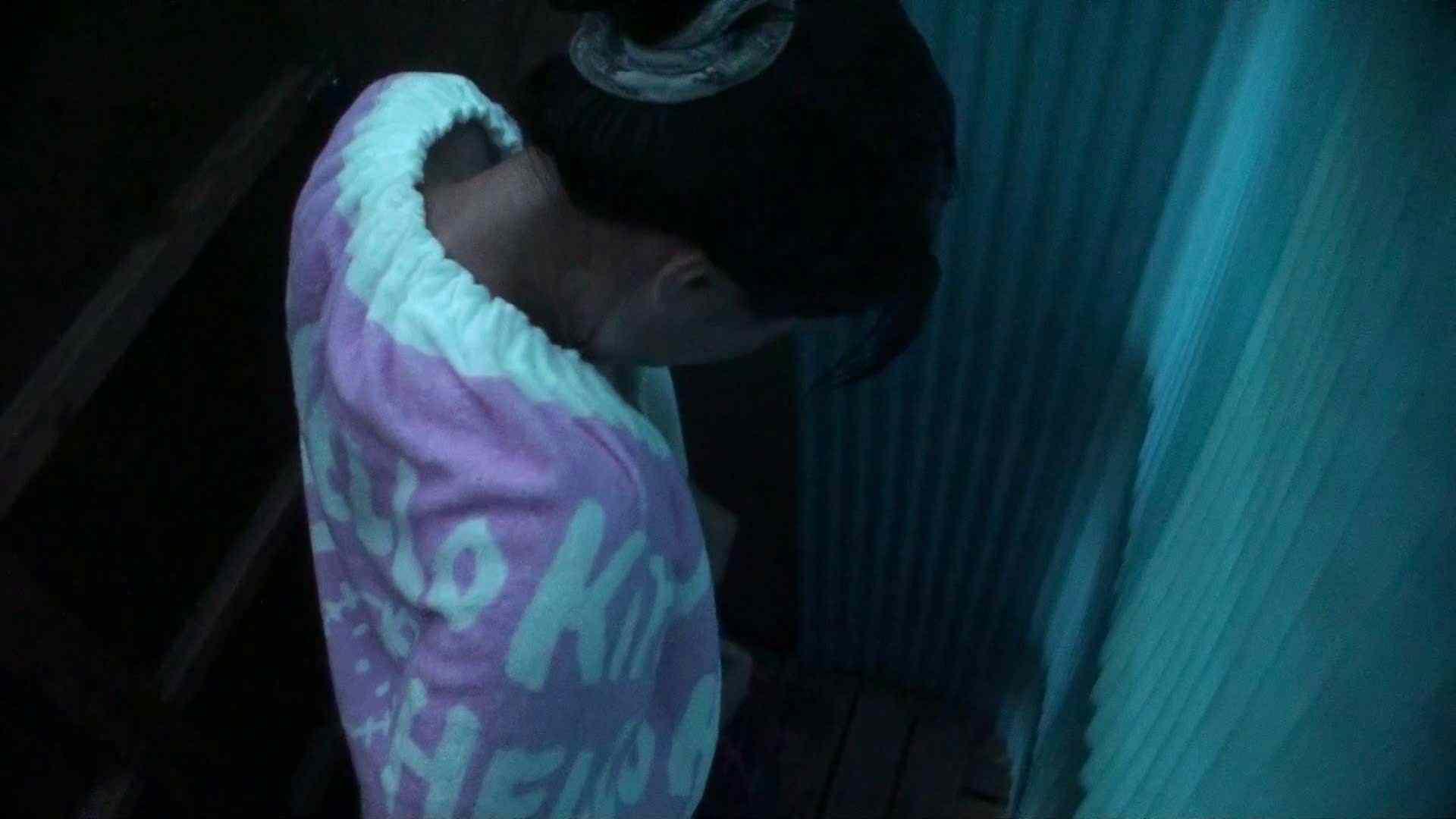 シャワールームは超!!危険な香りVol.26 大学生風美形ギャル 暗さが残念! すけべなOL AV無料 106画像 46