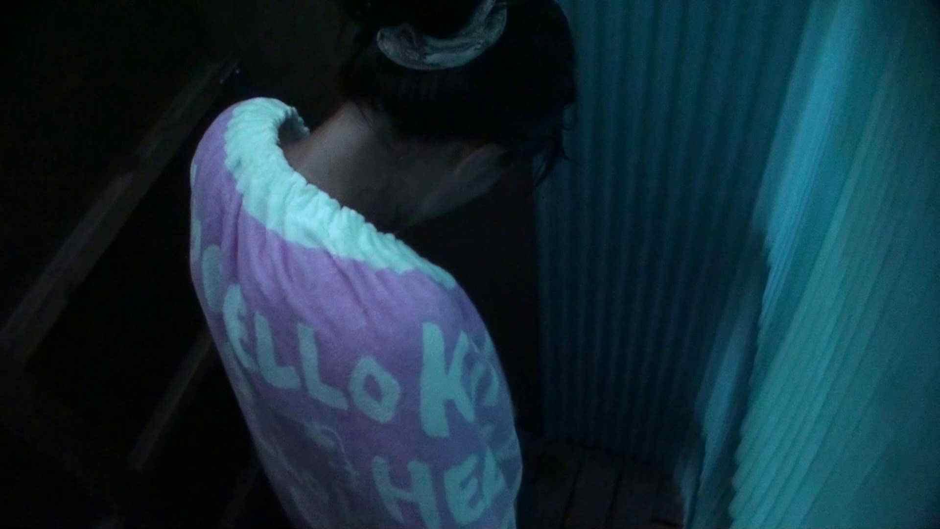 シャワールームは超!!危険な香りVol.26 大学生風美形ギャル 暗さが残念! シャワー  106画像 52