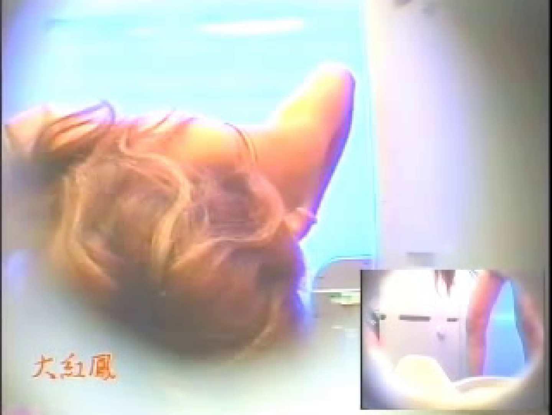 完全保存版!二点盗撮!  海の家和式洗面所DKU-③ S級美女ギャル | 着替え  89画像 8