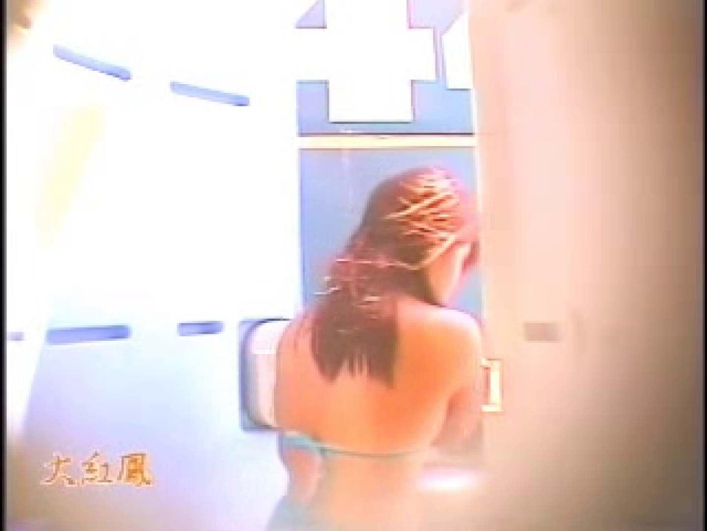 完全保存版!二点盗撮!  海の家和式洗面所DKU-③ 和式 エロ無料画像 89画像 48
