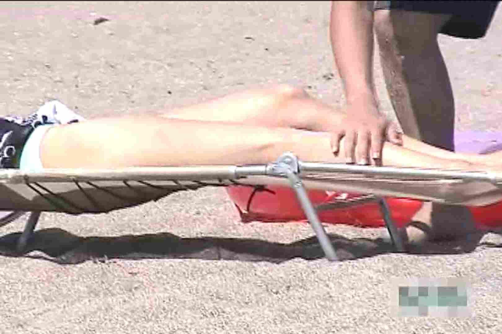 真夏のビーチは危険地帯Vol.2 S級美女ギャル  98画像 10