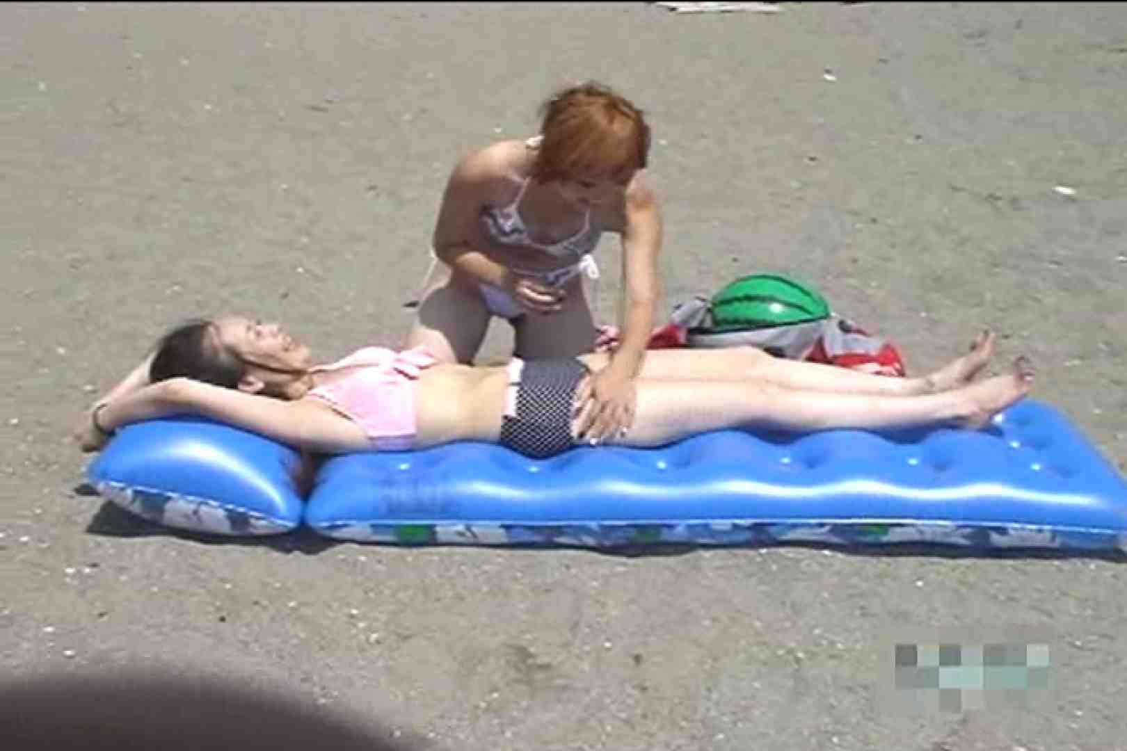 真夏のビーチは危険地帯Vol.2 すけべなカップル のぞき動画画像 98画像 38