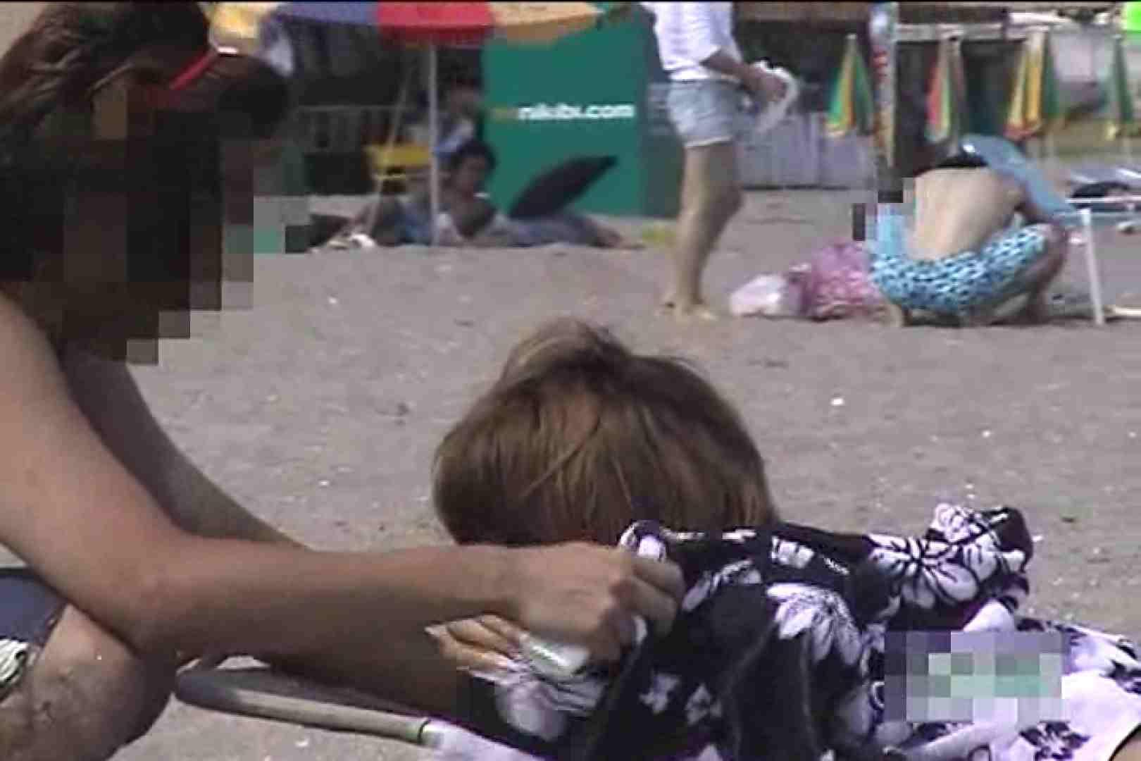 真夏のビーチは危険地帯Vol.2 丸見え ワレメ無修正動画無料 98画像 94
