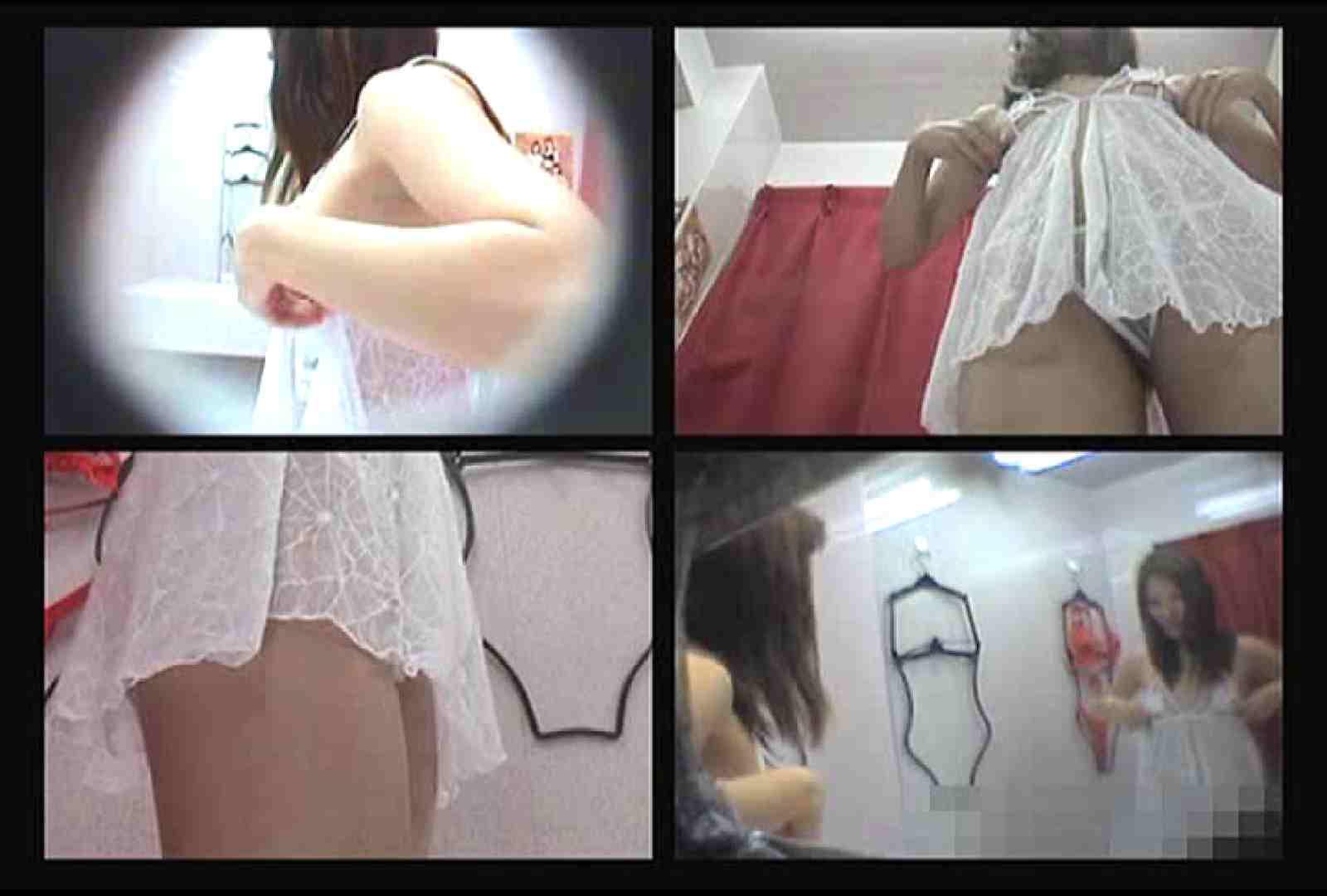 ショップ店長流出!!変態下着を買い漁る女達!Vol.5 すけべなOL   S級美女ギャル  77画像 3