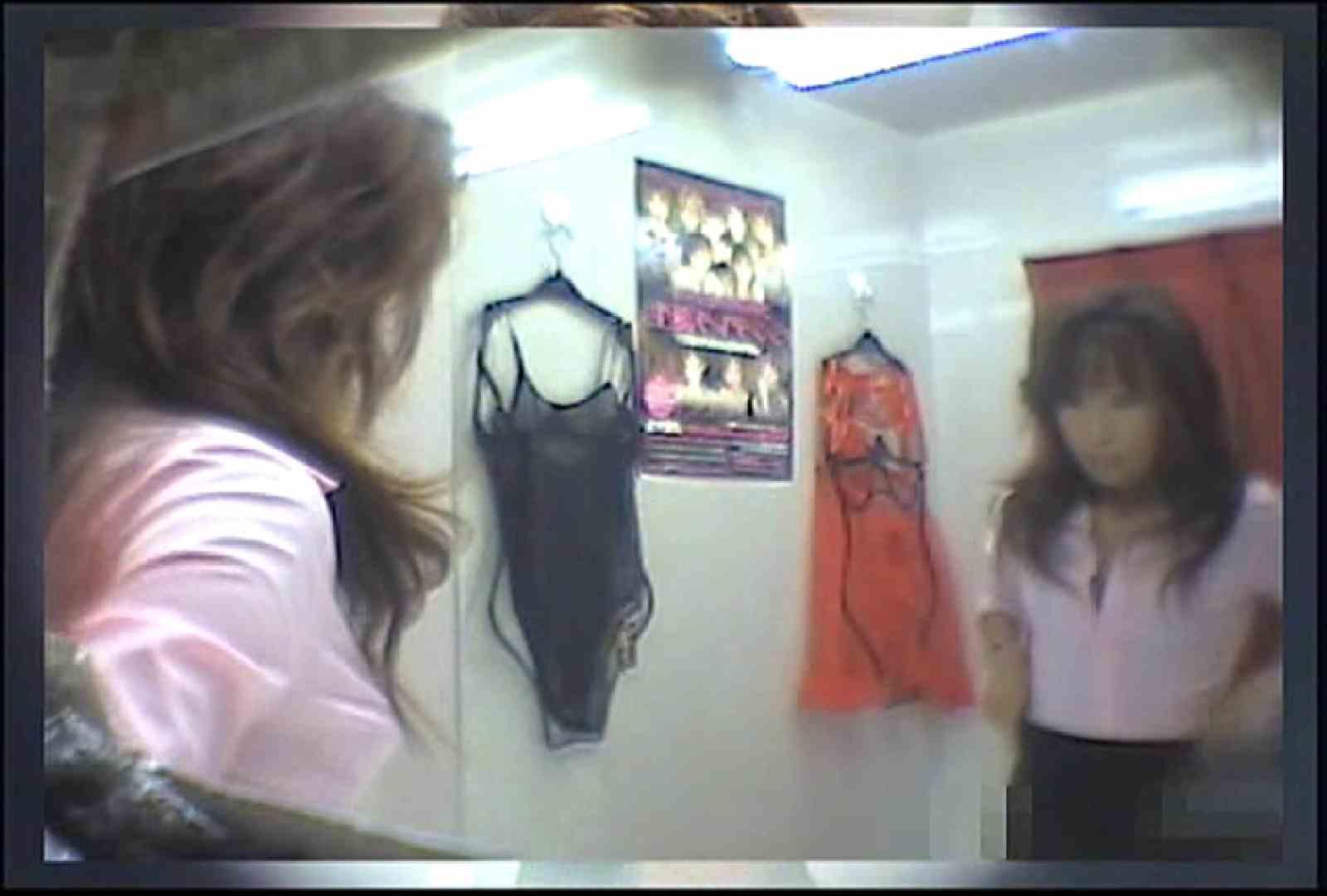 ショップ店長流出!!変態下着を買い漁る女達!Vol.5 すけべなOL   S級美女ギャル  77画像 9