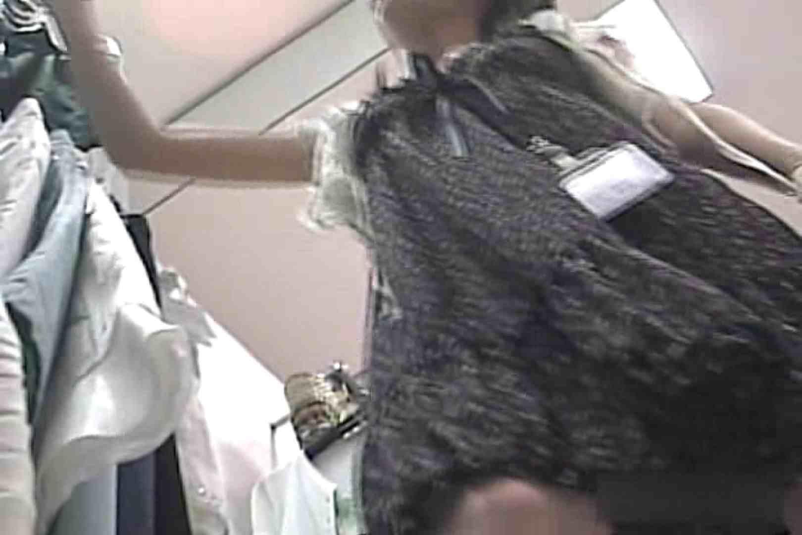 ショップ店員のパンチラアクシデント Vol.20 チラ見せヌード AV動画キャプチャ 109画像 43